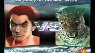 Tekken 4: Kazuya part 1/2 thumbnail