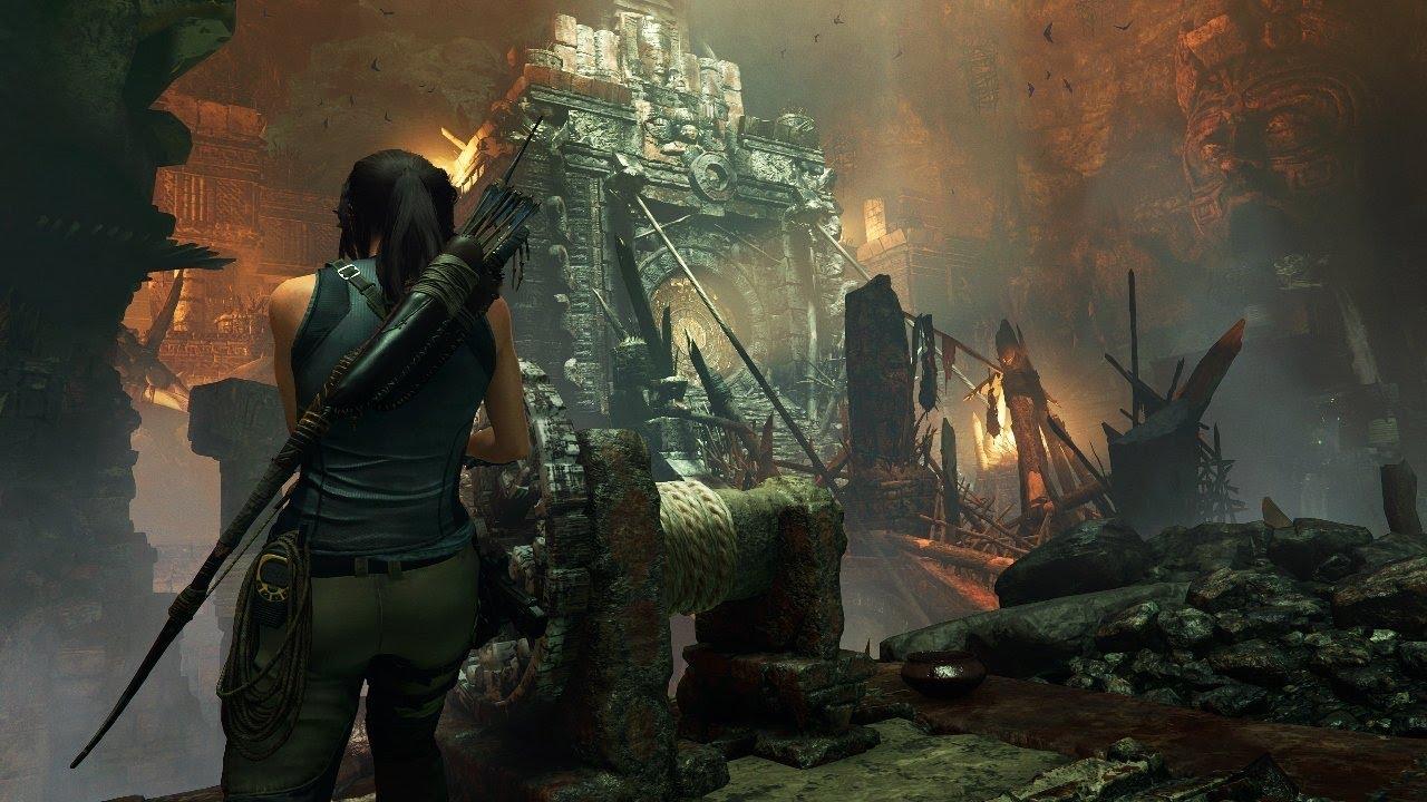 Tomb Raider - Reborn Trailer (Deutsch) - YouTube