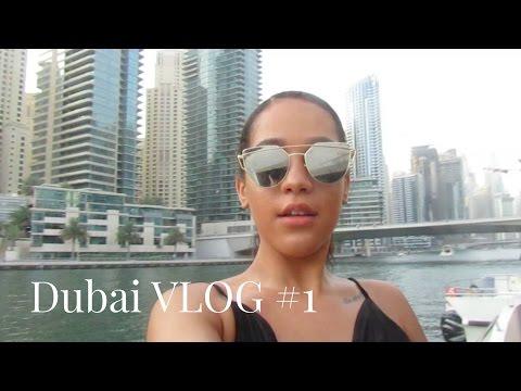 Vlog #1| DUBAI TRAVEL VLOG | Desert Safari,Atlantis waterpark...