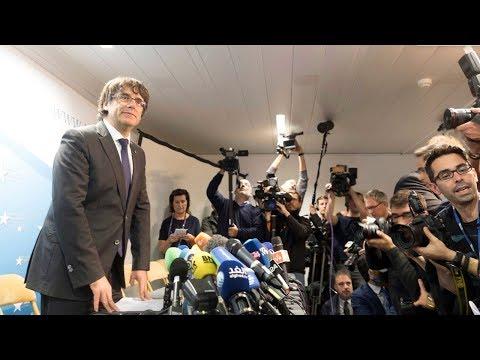 Spain drops European arrest warrant for former Catalan leader