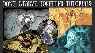 Don't Starve Together Guide: The Four Seasonal Bosses