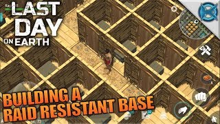 Video BUILDING A RAID RESISTANT BASE | Last Day on Earth: Survival | Let's Play Gameplay | S02E23 download MP3, 3GP, MP4, WEBM, AVI, FLV Desember 2017