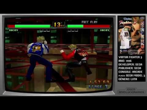 virtua fighter 3 dreamcast