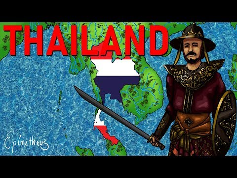 The History of Thailand Explained in 5 minutes thumbnail