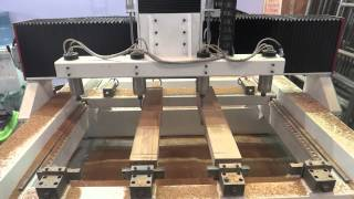 Fc- 1613sy-4d Make Wood Furniture Legs Video 1