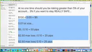 Forex Trading Risk Management and Trading Psychology Tips