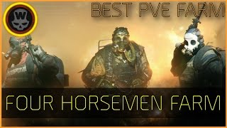 The Division - Best PVE Farm! Four Horsemen [Dragon Nest Incursion]