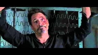 Iron Man 3 Fight Scene 5...4....3.... 1....2.....3.....