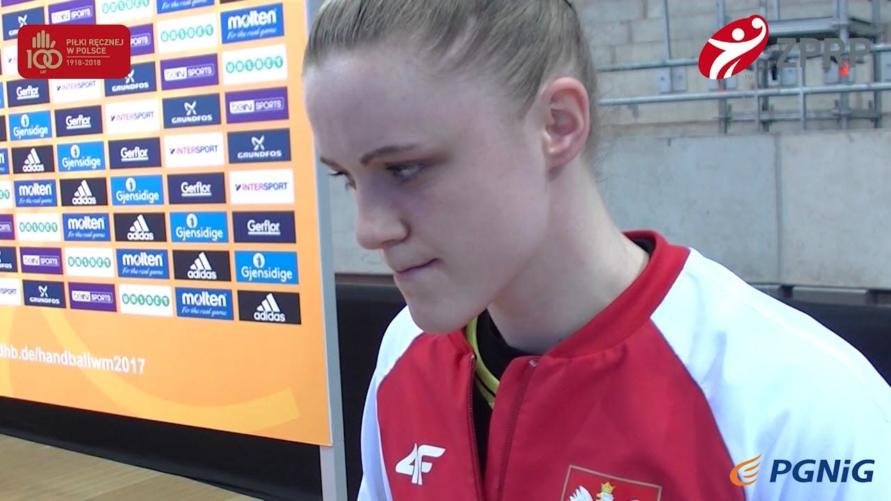 Adrianna Płaczek: Nadal liczymy się w walce o wyjście z grupy