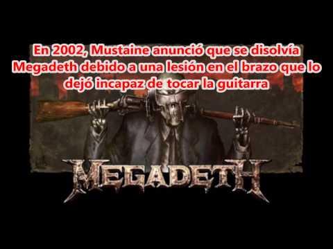 Megadeth - Tears in a Vial (Subtitulos Español Lyrics)