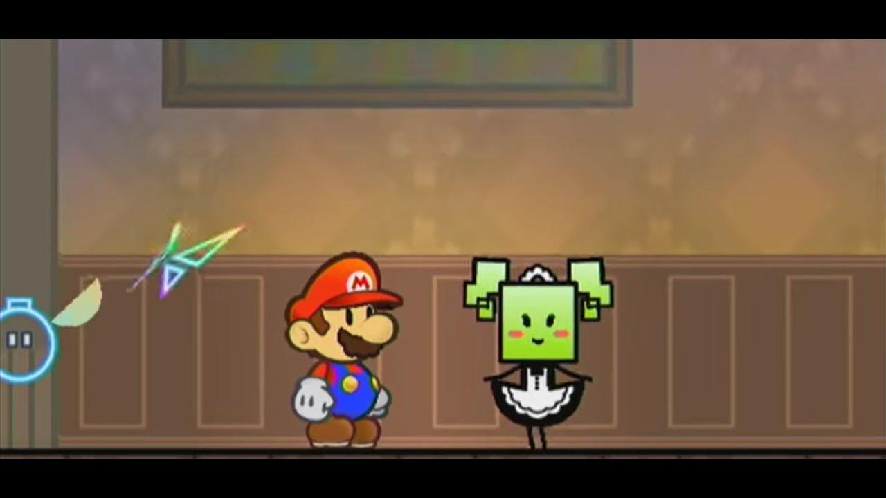 Chapter 2-2 | Super Paper Mario 100% Walkthrough
