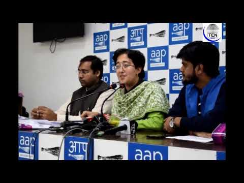 Election Commission in Delhi has cut 30 Lakh Names from Voter List: AAP Mp3