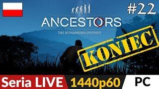 Ancestors: The Humankind Odyssey PL ???? LIVE ???? Już dostępne na PS4/XBOX / ok. 23 TPH - Na żywo