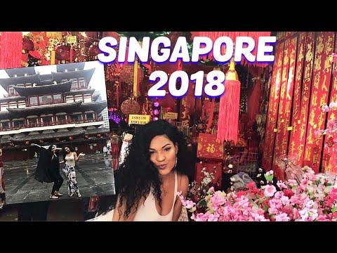 Singapore Travel Vlog I