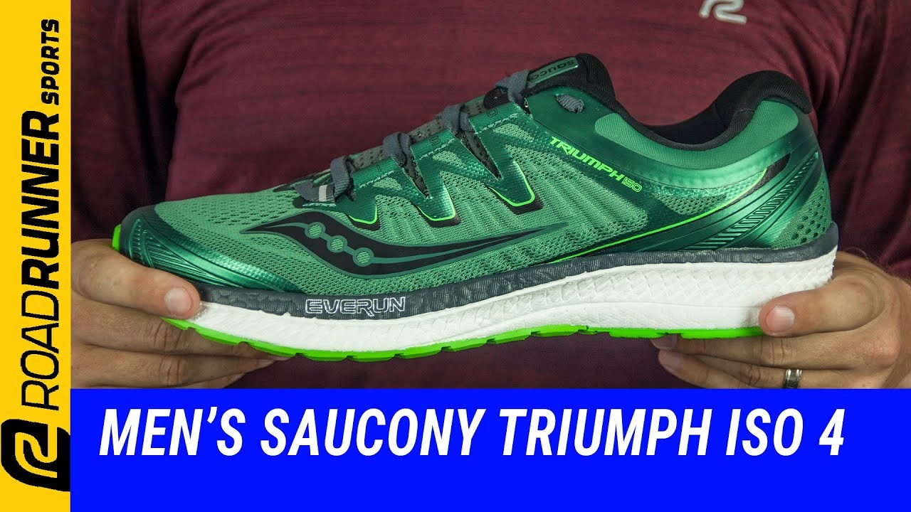 753217ceb3 Men's Saucony Triumph ISO 4 | Fit Expert Review