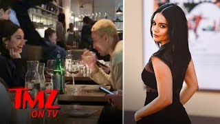 Vanessa Hudgens Grabs Dinner With Lakers' Star Kyle Kuzma | TMZ TV