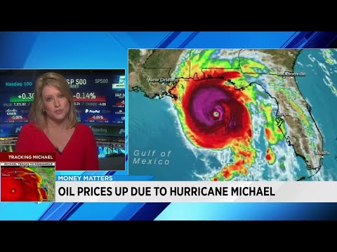 Money Matters: Michael causes oil prices to rise