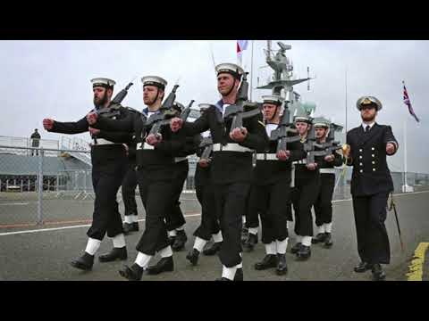 Heart of Oak - Royal Navy March