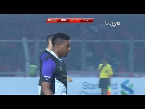 Jordon Ibe vs Indonesia XI (Pre-Season Friendly 2013) HQ by i7comps