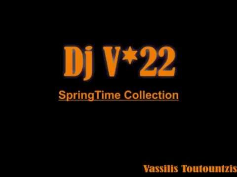 Dj V*22 - SpringTime House Collection 2013