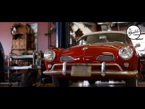 1963 Karmann Ghia | Test Drive  (Part 2)