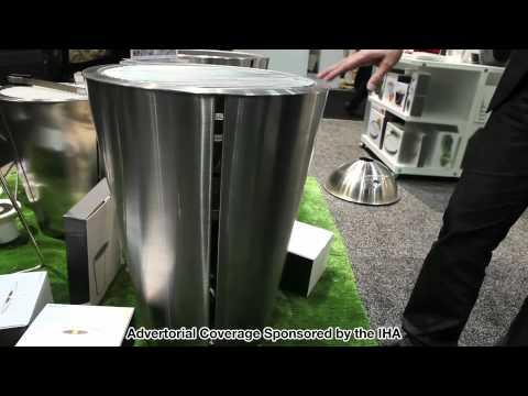 international home housewares show ihhs 2012 interview. Black Bedroom Furniture Sets. Home Design Ideas