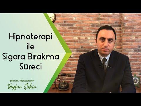 Hipnoterapi İle Sigara Bırakma Süreci