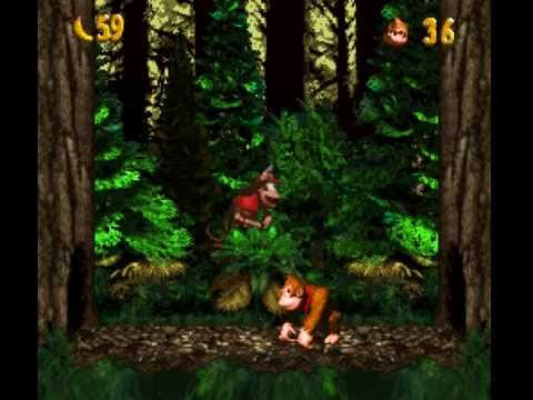 Donkey Kong Country Longplay (SNES) [50 FPS]