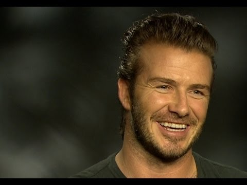 David Beckham Interview with Christian O'Connell for 'The Class of 92'