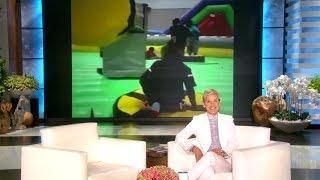 Ellen's 7-Second Mood Booster