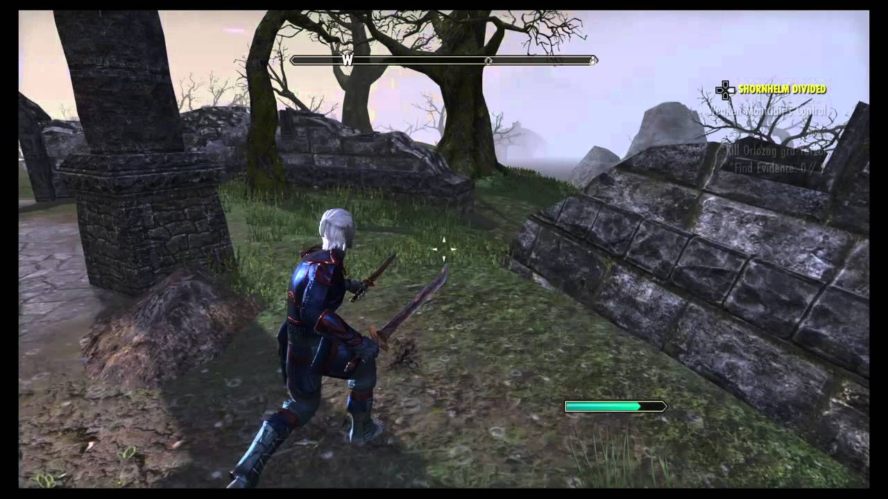 [ESO] Elder Scrolls Online: Glenum CE Treasure Map Location on