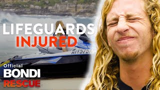 Top 5 Worst Lifeguard Injuries on Bondi Rescue