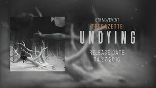 the GazettE『UNDYING』LYRIC VIDEO (Romaji)