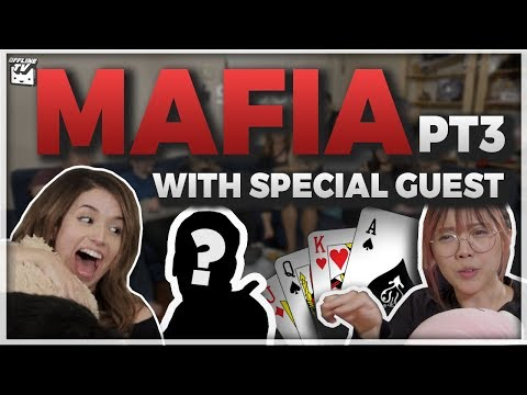 BIGGEST SAVE EVER? OFFLINETV MAFIA w/ SPECIAL GUEST