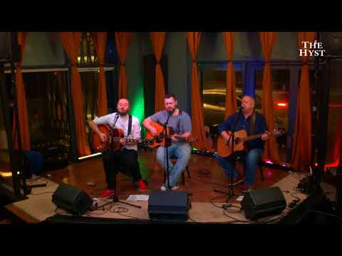 "Paul Edwards' song ""The Storm""  at the Hyst with Joel Morgan & Rhys John"