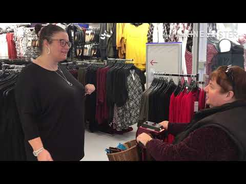 Disability Shoppers Charter trailer