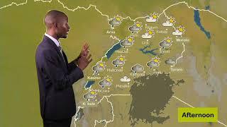 weather forecast for 11 04 2019  by Sempa Alex Kim