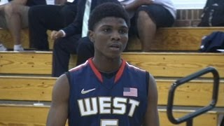 Stevie Clark has CRAZY RANGE -  Oklahoma State commit 2013
