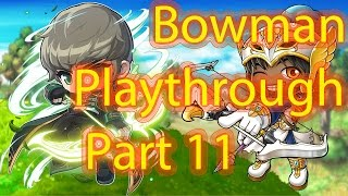 maplestory ep 11 new ptch zone quests and tokens completing the train ride meso farming