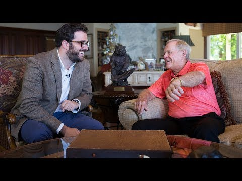 Talking Watches With Jack Nicklaus