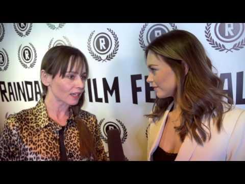 Tara Fitzgerald   Raindance Independent Filmmaker's Ball 2016