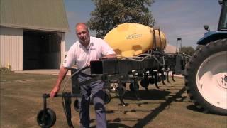 Farmer Built Side-dresser