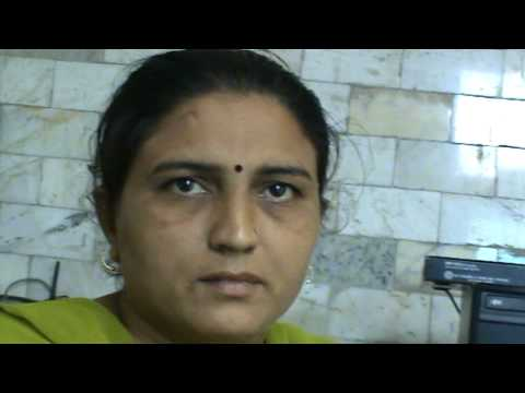Hemi Facial Spasm  improved without botox & operation .... before treatment - india