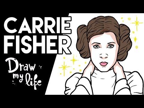 LA VIDA DE CARRIE FISHER - Movie Draw