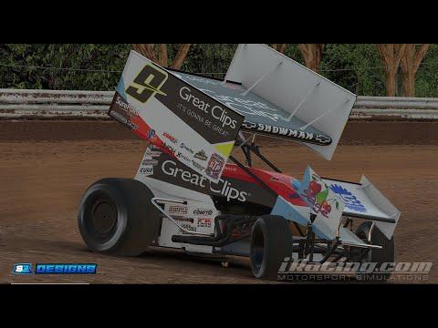 DIRTcar 360 Series - Eldora Speedway - April 3rd 2019