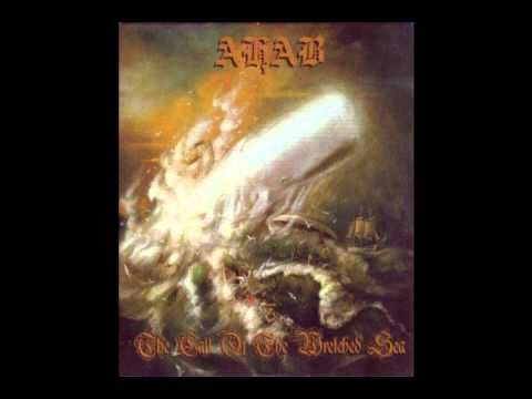 Ahab - 05 The Sermon (With Lyrics) - The Call Of The Wretched Sea