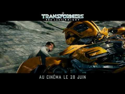 Tranformers : The Last Knight - Bande Annonce #2