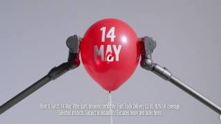 May 14 - Vaccum - #GetItToday