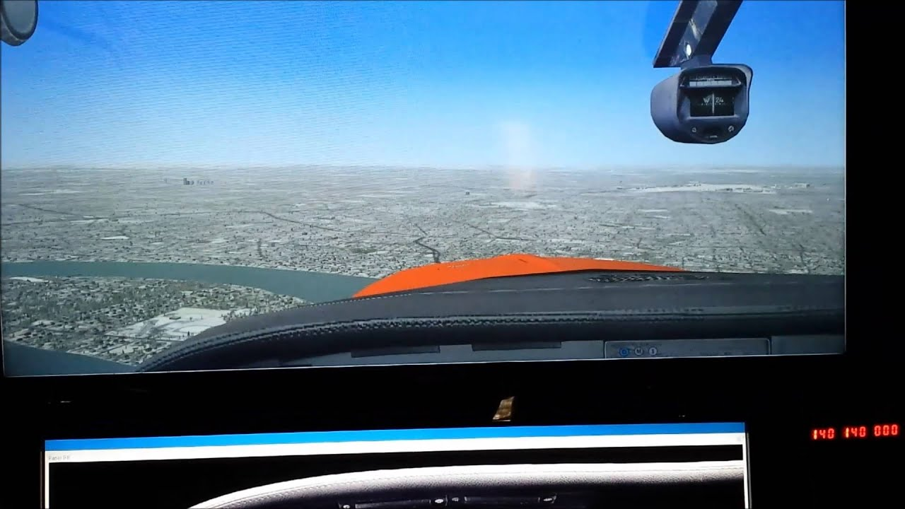 FSX Multiple (Five) Monitor Cockpit 2015