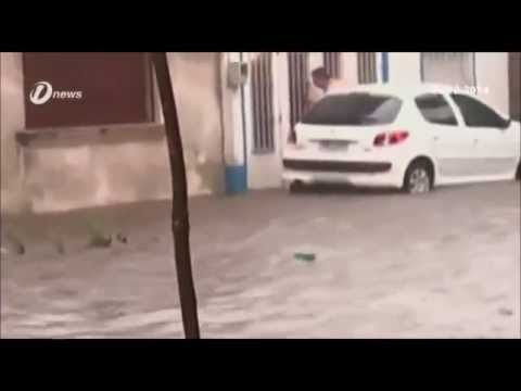 Heavy Rains Caused The Worst Flooding In 50 Years In Montevideo Uruguay